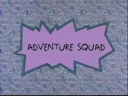 Adventure Squad Title Card