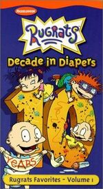 Decade in Diapers - Volume 1 VHS