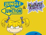 Angelica Pickles/Gallery/Jungle Junction and Rugrats Coloring Book