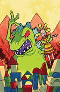 R Is the Reptar Cover