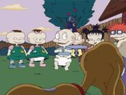 Rugrats - Bow Wow Wedding Vows 152