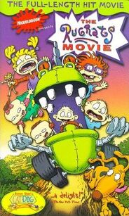 The Rugrats Movie VHS
