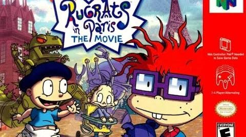 Peliculas completas en español ** Rugrats en París. La película HD – Animación 2015