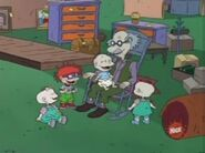 Rugrats - Auctioning Grandpa 186
