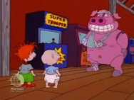 Rugrats - Piggy's Pizza Palace 196