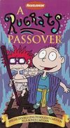 A Rugrats Passover VHS