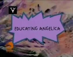 Rugrats - Educating Angelica