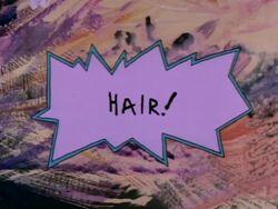 Rugrats - Hair!