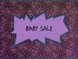 Baby Sale