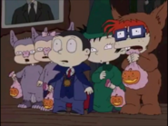 Curse of the Werewuff - Rugrats 547