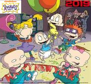 Happy New Year Rugrats 2019