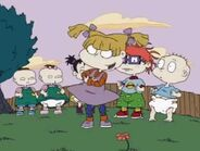 Rugrats - Bow Wow Wedding Vows 201