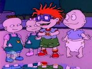 Rugrats - Chuckie's Red Hair 234