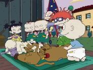 Rugrats - Bow Wow Wedding Vows 549