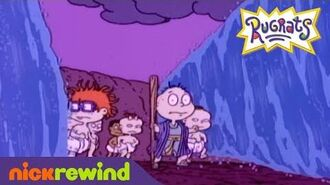 Tommy Pickles Parts The Red Sea A Rugrats Passover NickRewind