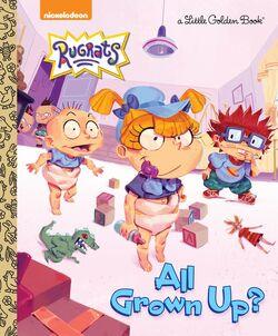 RugratsAllGrownUpGoldenBook