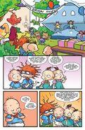 Rugrats 7 Boom Comic 13