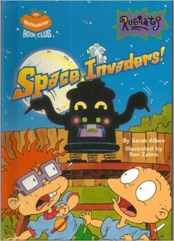 Rugrats Space Invaders