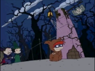 Curse of the Werewuff - Rugrats 481
