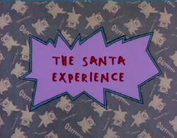 Rugrats - The Santa Experience