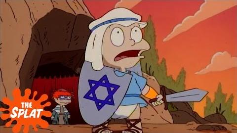 A Maccababy's Gotta Do What a Maccababy's Gotta Do Rugrats Chanukah The Splat