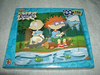 Rugrats Baby Dil and Chuckie Fishing 100-piece Puzzle