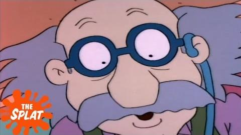 Santa Explained by Grandpa Lou Rugrats The Splat