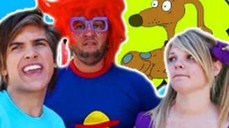 RUGRATS In Real Life RIP SPIKE Ep. 1
