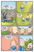 Rugrats 6 Comic 5