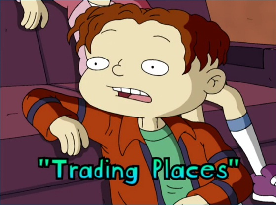 Trading Places Rugrats Wiki Fandom Ed By Wikia