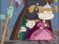 Curse of the Werewuff - Rugrats 406