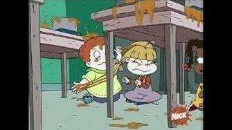 Sticky Scene - Rugrats, Preschool Daze