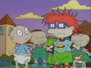 Rugrats - Officer Chuckie 12