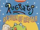 Return of Reptar (VHS)