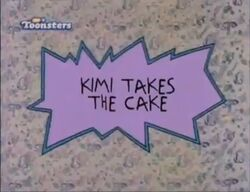 Kimi takes the cake