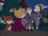 Curse of the Werewuff - Rugrats 716
