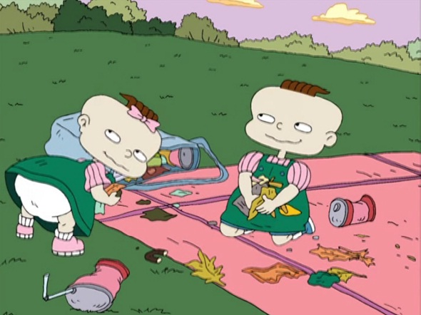 lil rugrats worms - 590×442