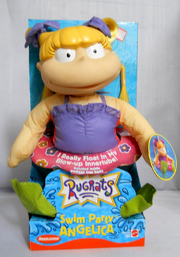 Rugrats Swim Party Angelica Doll