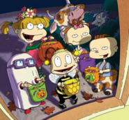 Happy Holloween Rugrats 2018