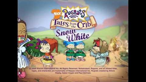 Rugrats Tales From The Crib Snow White Preview