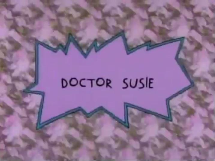 Rugrats In Paris Coco Doctor Susie | Rugrats...