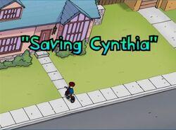 All Grown Up - Saving Cynthia