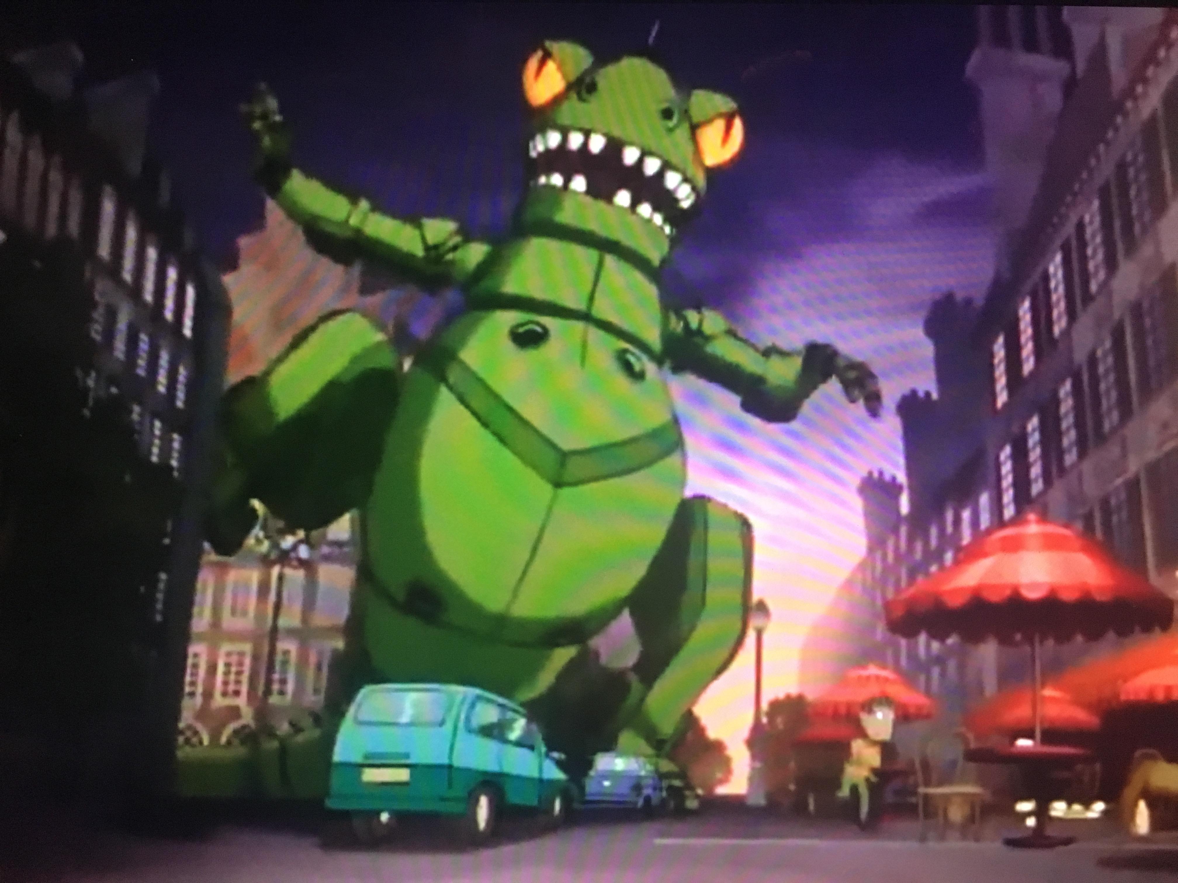 Reptar Robot Rugrats Wiki Fandom