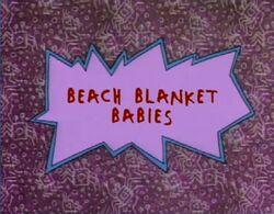 Rugrats - Beach Blanket Babies