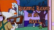 Revisiting Rugrats as an Adult