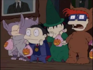 Curse of the Werewuff - Rugrats 550