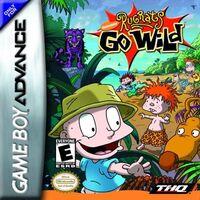 Rugrats Go Wild GBA