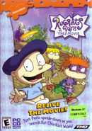 Rugrats in Paris The Movie PC CD-ROM Game