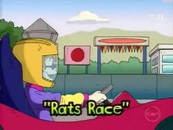 Rats Race Title Card