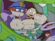 Rugrats - Officer Chuckie 199